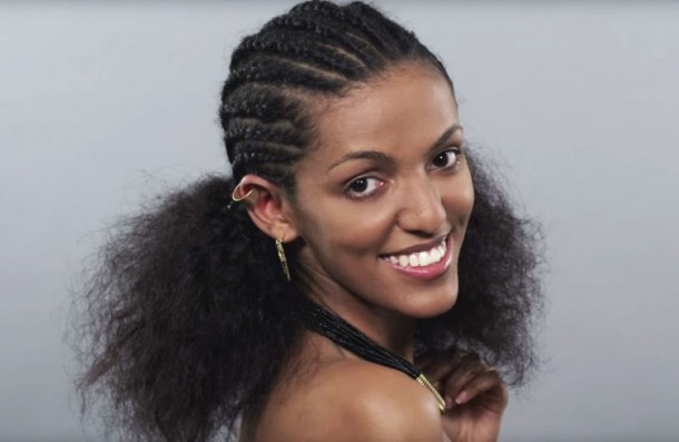 Watch 100 Years Of Ethiopian Hairstyles In One Minute [VIDEO]