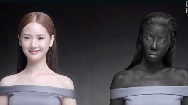 White Makes You Win Ad Highlights Global Issue Of Colorism