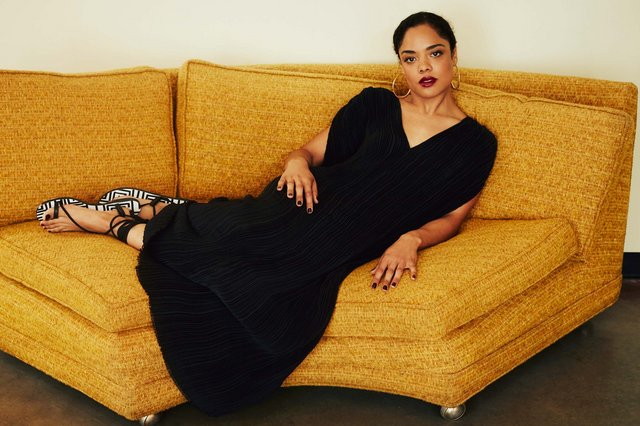 Tessa Thompson Stars As The Face Of Tome S Afro Cuban