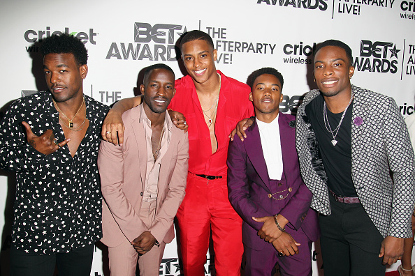 Man Candy The Men Of The New Edition Story