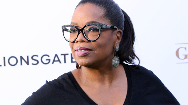 We Re Loving Oprah Winfrey S Wrapped Ponytail