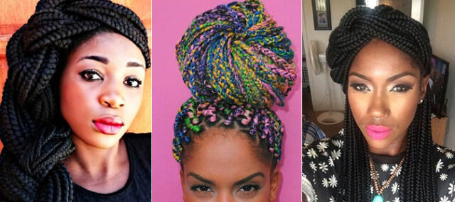 31 Ways To Rock Box Braids