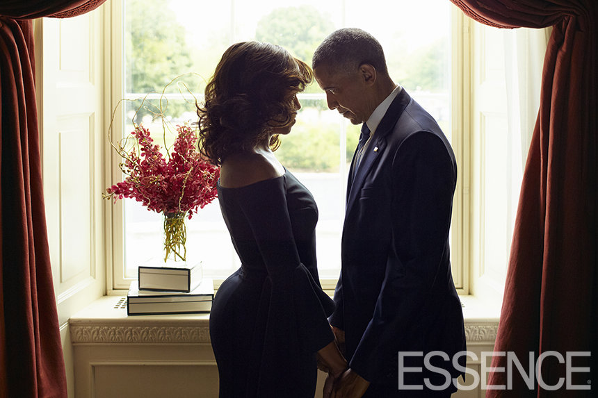 President Barack Amp First Lady Michelle Obama Cover