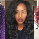 21 Head-Turning Crochet Hairstyles To Rock This Fall