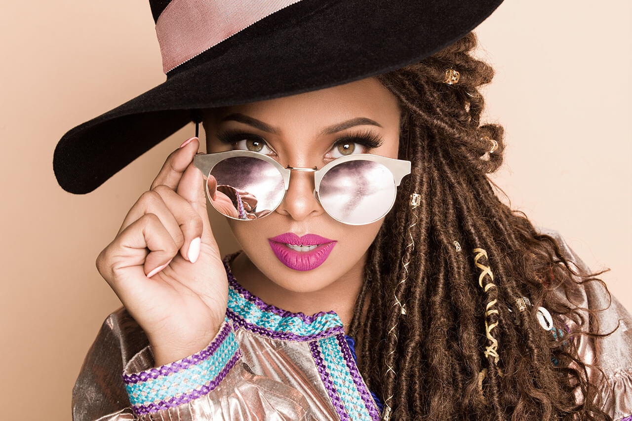 Eva Marcille Now Has Her Own Sunglass Collection
