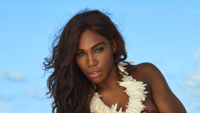 Close Up Serena Williams Serves Body Goals For Sports