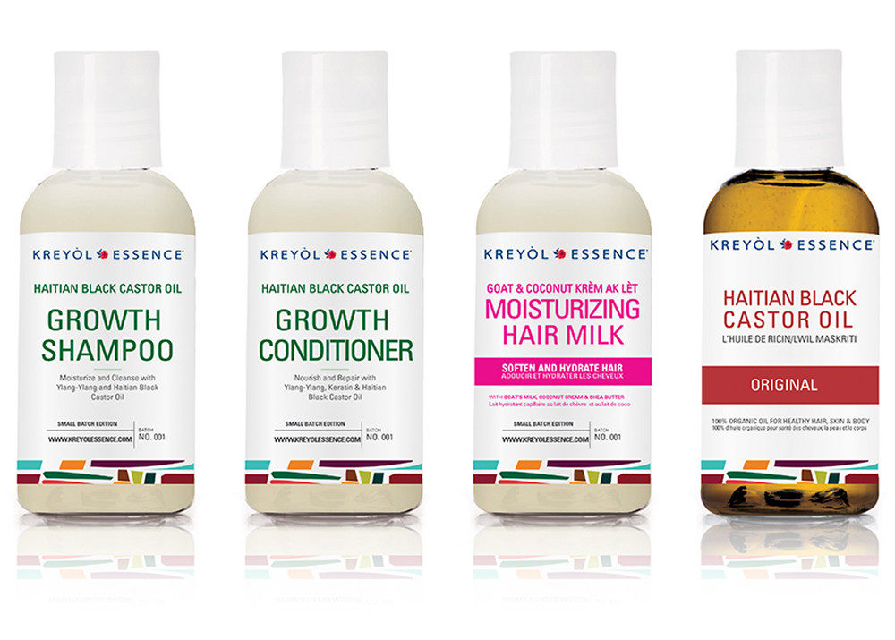 Kreyol Essence Is First Company To Launch Haitian Hair