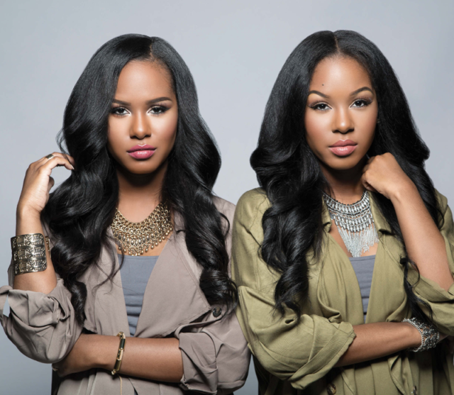 Cover Story: Beauty Vloggers GlamTwinz Share Their Secret To Long, Healthy  Hair And Taking Social Media By Storm