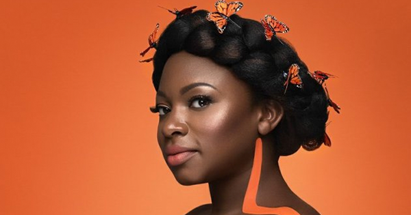 Naturi Naughton S African Themed Maternity Shoot Is