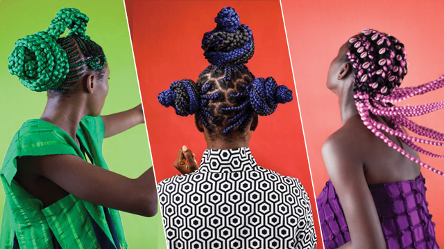 This Photo Series Celebrating Braided Hairstyles Will Blow