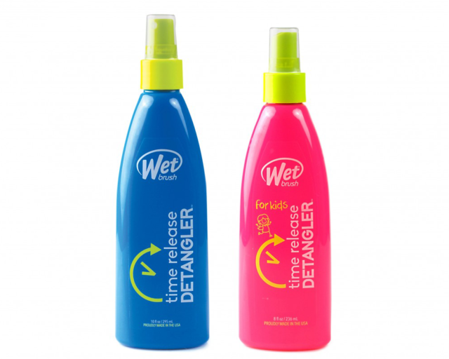 Wet Brush Time Release Detangler