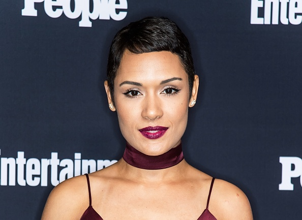 Grace Byers To Publish First Children S Book I Am Enough