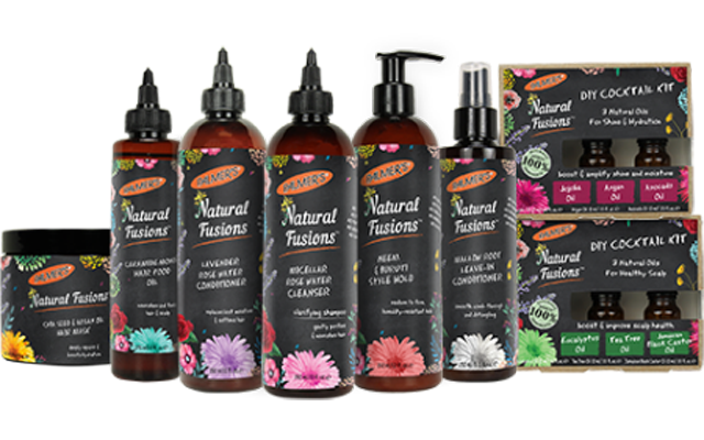 Palmer S Launches Natural Fusions Collection For Diy Mavens