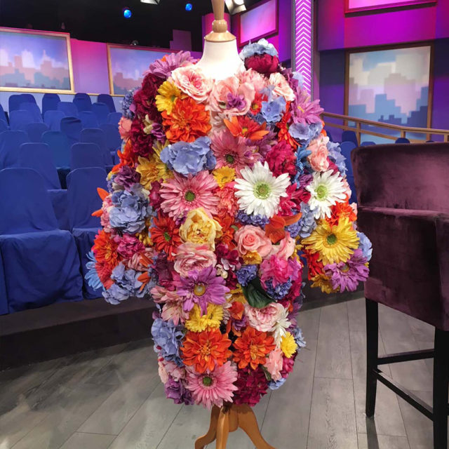 Floral Jacket X Wendy Show