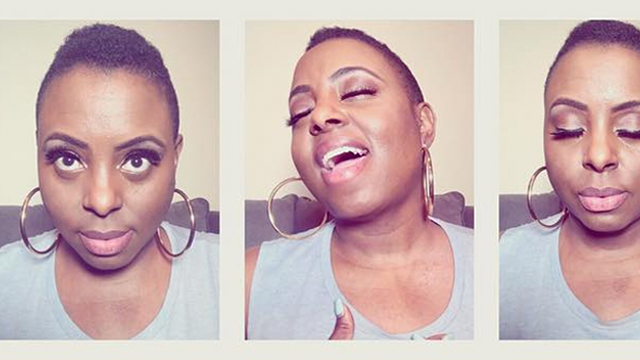 Ledisi Just Big Chopped Her Signature Locs See Her New