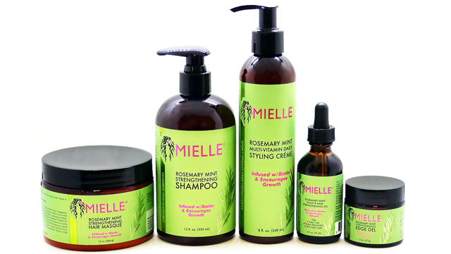 Mielle Organics Launches New Rosemary Mint Collection