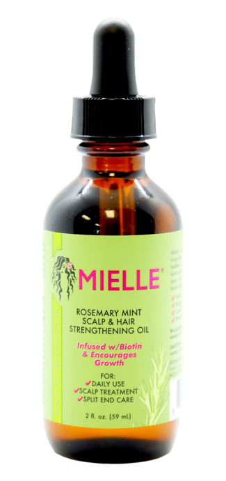 Mielle Organics Rosemary Mint Collection X oil