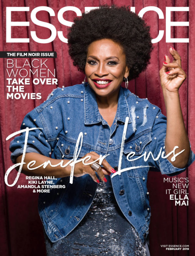 ESSENCE X Jenifer Lewis