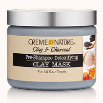 Clay & Charcoal Mask