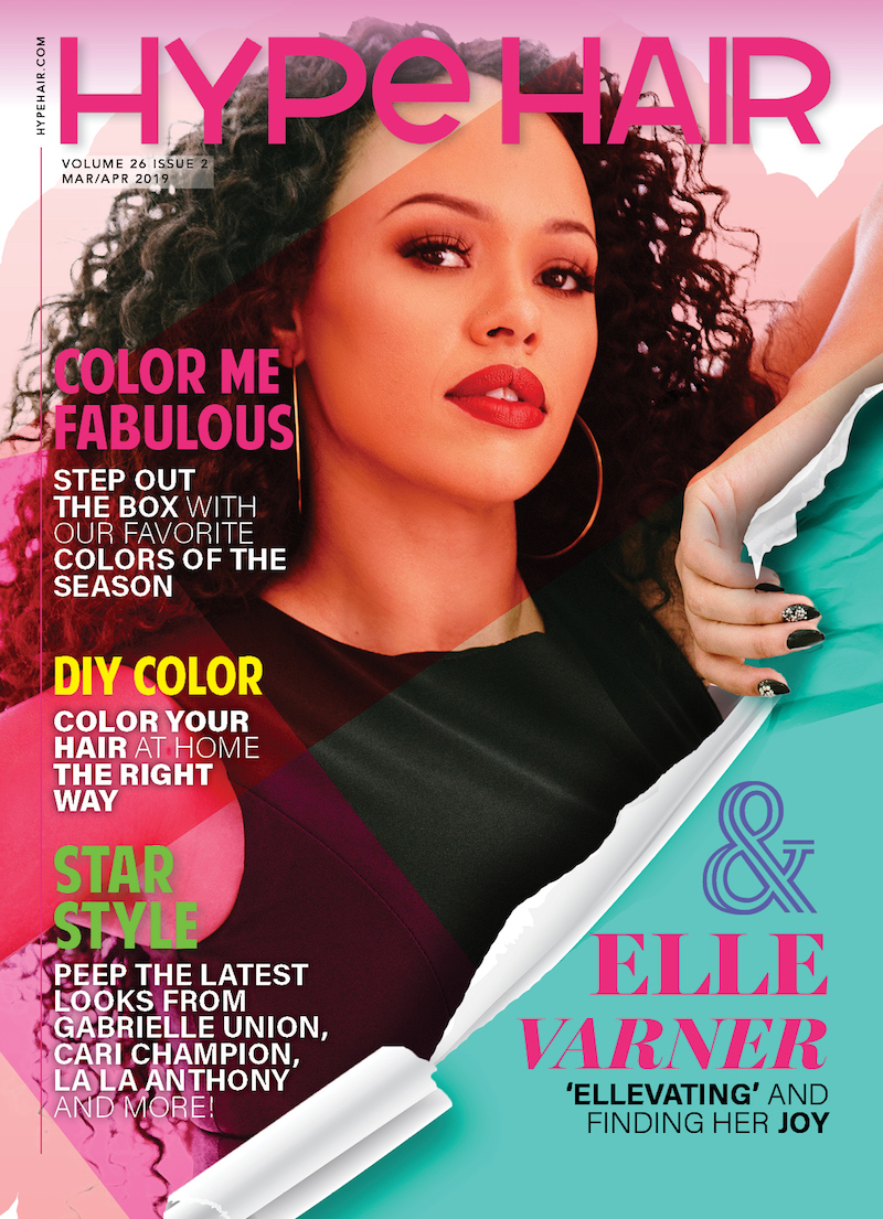 Hype Hair Feb 2019 X Marsha Ambrosius
