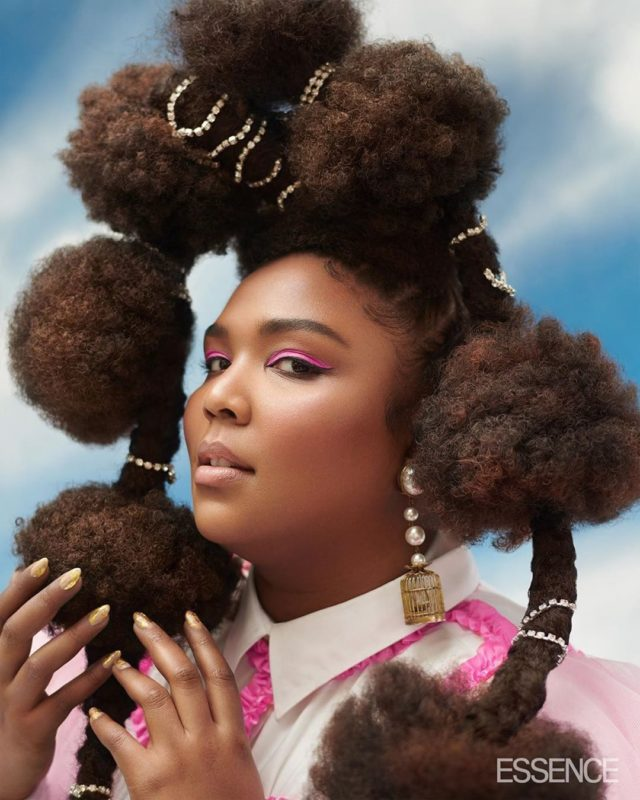 Lizzo X ESSENCE May 2019