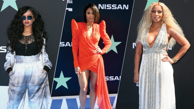 2019 BET Awards Red Carpet