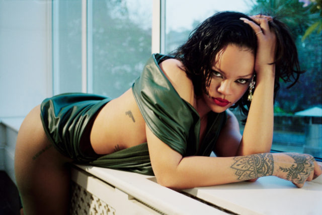Rihanna x Interview Magazine 1