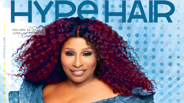 Chaka Khan X Hype Hair June/July 2019