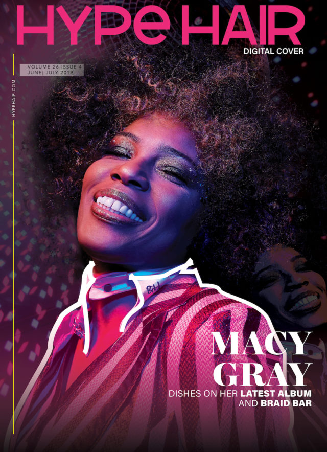 Macy Gray Digital July Cover