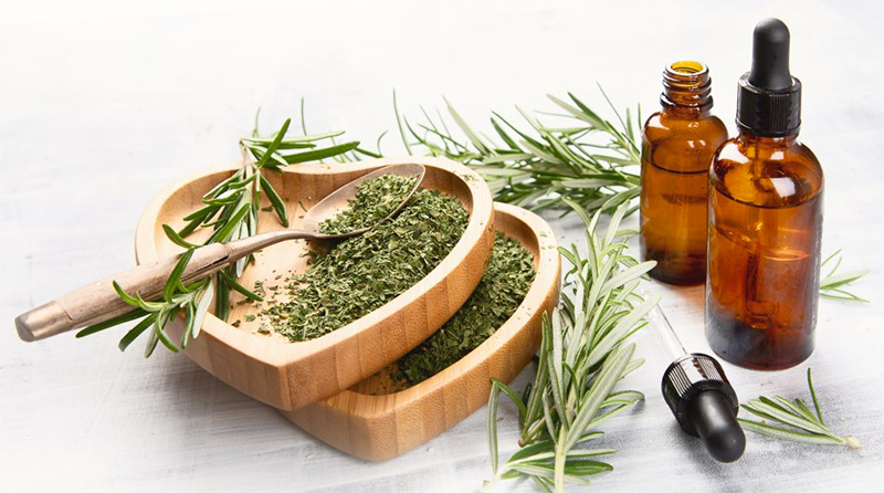 rosemary mint oil