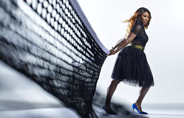 Serena Williams X 'Sports Illustrated'