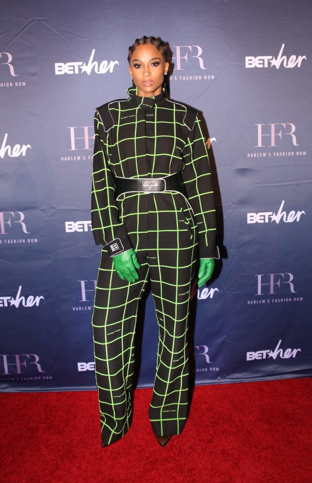 Ciara X Harlem's Fashion Row