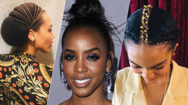 2019 fast holiday hairstyles