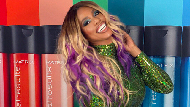 Laverne Cox Is The New Face Of Matrix Total Results